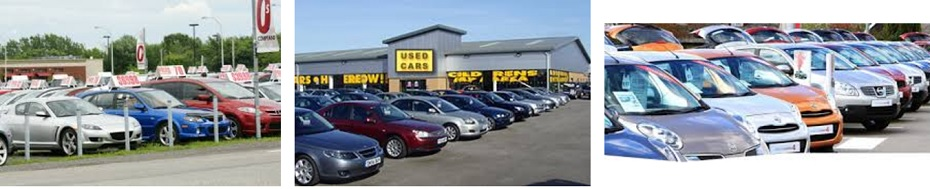 UK List Used Car Dealers